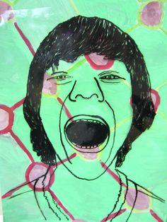 Digication e-Portfolio :: Betsy Morningstar :: 8th Grade Artwork