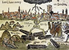 """""""Bring Out Your Dead!"""" – A Brief History of The Bubonic Plague and London 