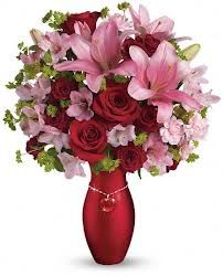 send valentines day flowers in bangalore