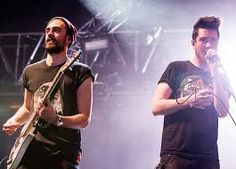 Dan and Kyle Bastille, My Happy Place, Of My Life, Amsterdam, Dan, Concert, Concerts