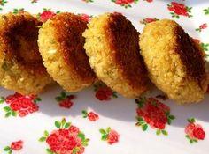 「☆ヘルシー&おいしい!キヌア•ハンバーグ☆」栄養満点食材、キヌアを使ったベジタリアン•ハンバーグです。【楽天レシピ】