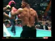 Mike Tyson' s incredible defence - YouTube