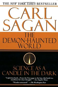 Amazon.com: The Demon-Haunted World: Science as a Candle in the Dark (9780345409461): Carl Sagan, Ann Druyan: Books