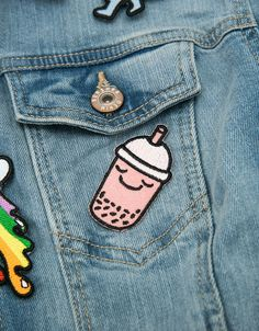 Parches monster. Descubre ésta y muchas otras prendas en Bershka con nuevos productos cada semana
