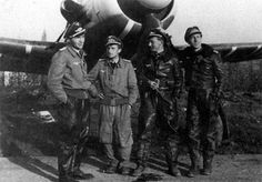 Waldemar Wübke was a Luftwaffe fighter pilot during World War II. Description from quazoo.com. I searched for this on bing.com/images