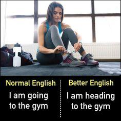 English Idioms, English Phrases, Learn English Words, English Lessons, English Sentences, English Learning Spoken, Teaching English Grammar, English Writing Skills, English Language Learning
