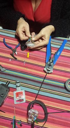 Ladies DIY so generously sponsored by Brights Hardware. Group 1 Lesson 6 was another great fun filled success. We covered part 1 of a 2 part class on electrical things around the house. The ladies learnt to wire a plug and were surprised at how complicated, but possible it is, to wire on an extension lead double head. Well done Ladies. I am proud of you all !
