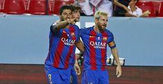 Gol Luis Suarez untuk FC Barcelona di setiap kompetisi