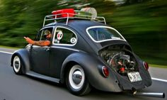 "VW Rat Rod ""Wave"""