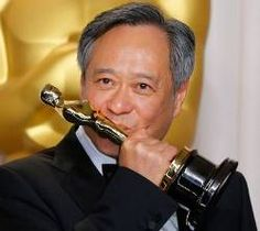 Ang Lee wins director Oscar for 'Life of Pi' - Taipei Times Digital History, Ang Lee, Life Of Pi, Best Cinematography, Best Director, Steven Spielberg, Taipei, Along The Way, Filmmaking