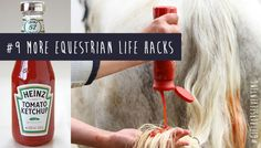 The secret to 'stickability' & why Ketchup is the latest grooming kit essential, yes really!!!