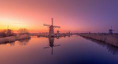 Kinderdijk, Holland. by Remo Scarfò on 500px