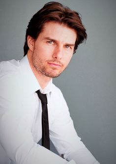 Tom Cruise - I personally do not really like this guy, I just can't tell why. But I must admit, he is somehow... special.