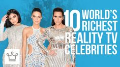 Top 10 #Richest Reality TV Stars (With Salaries) https://www.youtube.com/watch?v=Gith3ahpOlU