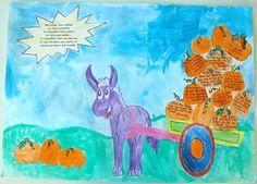 Η Νατα...Λίνα στο Νηπιαγωγείο: ΠΡΩΤΑΠΡΙΛΙΑ Spring, Blog, Painting, Painting Art, Blogging, Paintings, Painted Canvas, Drawings