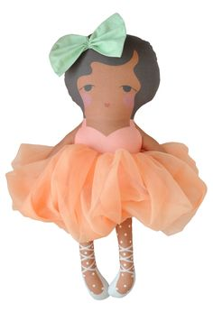 the lucy ballerina doll