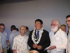 Ming with Robert Kiyosaki in Hawaii