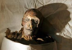 Authorities in Cairo announced in July of 2007 that the remains of a mummy discovered in the Valley of the Kings, was that of Queen Hatshpsut, a female pharaoh that ruled in the 15th century. DNA analysis was used to identify the first royal Egyptian mummy since King Tut in 1922.