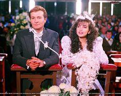 1992 María Mercedes, Thalia