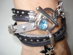 Bracelet multitours
