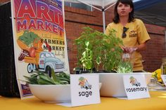 The Lubbock Downtown Farmers Market never disappoints.     http://lubbockdowntownfarmersmarket.com/