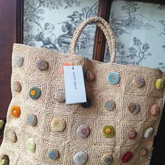Marvelous Crochet A Shell Stitch Purse Bag Ideas. Wonderful Crochet A Shell Stitch Purse Bag Ideas. Crochet Motif, Knit Crochet, Crochet Patterns, Crochet Handbags, Crochet Purses, Crochet Bags, Craft Bags, Fabric Bags, Knitted Bags