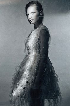 Guinevere Van Seenus by Paolo Roversi   Vogue China Collections S/S 2012.