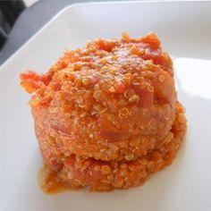 tastycookery   Spanish-Style Quinoa