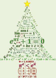 Matemáticas Navidades