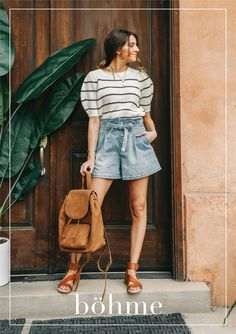 Shop spring new arrivals now! Short Outfits, Stylish Outfits, Summer Outfits, Cute Outfits, Fashion Line, Modest Fashion, Fashion Outfits, Weekend Wear, Cute Skirts