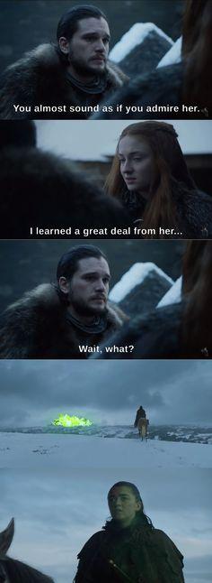 GoT meme | Season 7 deleted scene