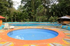 pizote lodge pool   - Costa Rica
