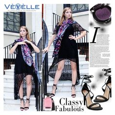 """""""Vevelle"""" by gaby-mil ❤ liked on Polyvore featuring Steve Madden, Victoria's Secret, scarf and vevelle"""