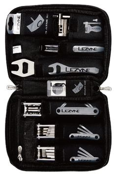 Great travel bike tool kit - Lezyne Port-A-Shop tool kit