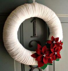 3ef94b1149abc5174f059fc6cc50d71b--diy-christmas-wreaths-christmas-decorating-ideas.jpg (495×520)