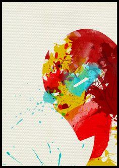 Iron Man by Arian Noveir
