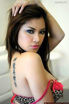 Philippines Girl - Nathalie Hayashi Sexy