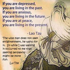 Lu-Tze.  Discworld quote by Sir Terry Pratchett.  Artist Unknown. by Kim White