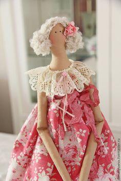 """Куклы Тильды ручной работы. Заказать """"Беатрис"""" тильда. Тильда радости. Ярмарка Мастеров. Тильда кукла, кукла интерьерная"""