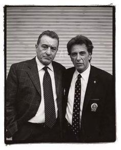 De Niro e Al Pacino.