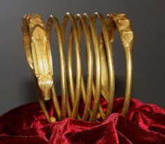 Ancient Dacian Gold Bracelet