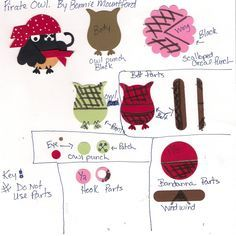 FREE OWL PUNCH IDEAS TEMPLATES - Google Search