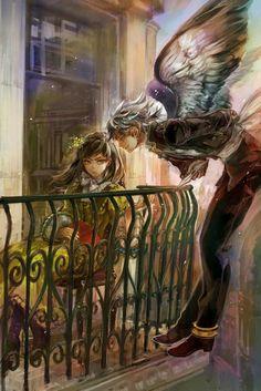 My dear angel... :)