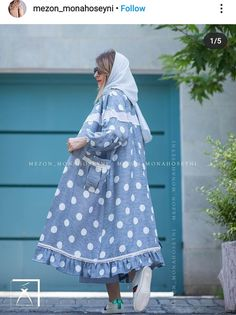 Modesty Fashion, Abaya Fashion, Muslim Fashion, Suit Fashion, Kimono Fashion, Fashion Dresses, Mode Abaya, Mode Hijab, Long Kimono Outfit