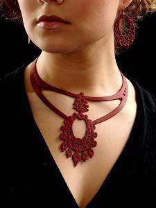 Batucada Jewelry - Recycled rubber jewelry