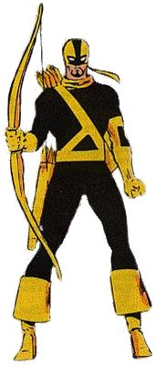 Golden Archer/Black Archer