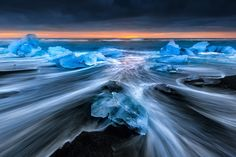 Into the ice... by Iurie  Belegurschi on 500px