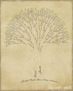 12 Family Tree Ideas You Can DIY, Even If You Didn't Get the Creative Gene Wall Art family tree wall art Family Tree Art, Family Tree Gifts, Family Tree Paintings, Diy Family Tree Project, Family Tree Wall Decor, Family Tree Drawing, Family Wall Art, Little Presents, Tree Wall Art