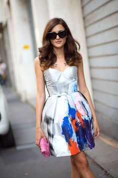 Ciao Bellas! Milan Street Style