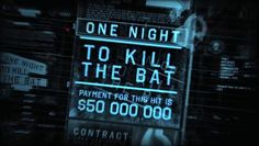 Batman: Arkham Origins - Gameplay Trailer